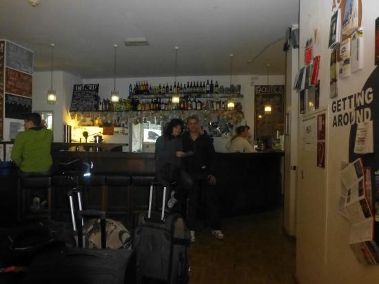 Five Elements Hostel Frankfurt: bar 5 elements