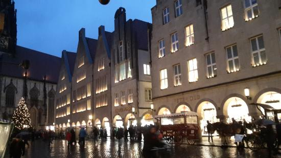 H4 Hotel Münster City Center: Münster im Advent