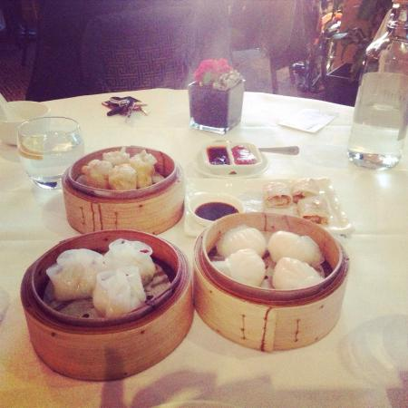 Royal China - Docklands : Beautiful fresh dim sum