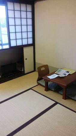 Matsubaya Inn: traditional tatami setting
