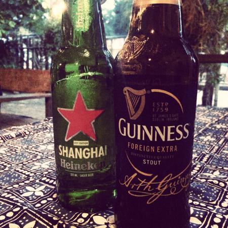 Don't Tell Mama Eco bar : Cheers!