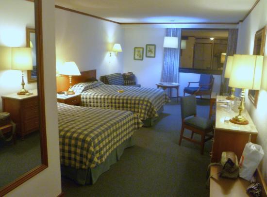 Hotel Bristol: suite