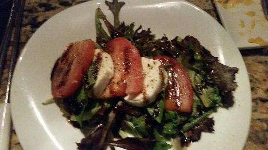 Melting Pot: Capers salad