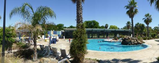 RACV Cobram Resort: The Pool area