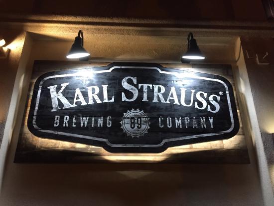 Karl Strauss Brewing Company: Logo