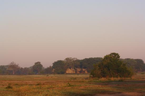 Rhino Walking Safaris at Plains Camp : Photo by Characterstays