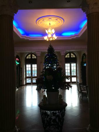 Riverside Hotel Saigon: ホテルロビー