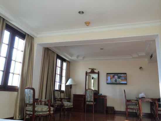 Riverside Hotel Saigon: スイートROOM