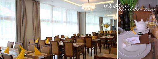 Hotel Meritum: Breakfast Restaurant