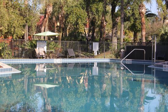 Clarion Inn & Suites At International Drive: Pool
