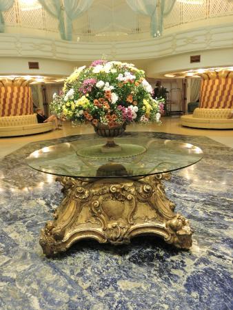 Sant'Agnello, Italia: Hotel Foyer