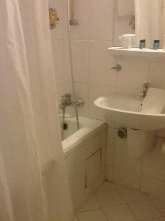 Peletier Haussmann Opera Hotel: ванная комната