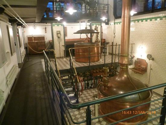 Museum für Verkehr und Technik: производство пива