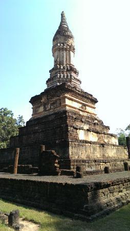 Si Satchanalai, Tailândia: Hauptchedi
