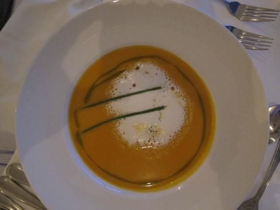 Benguela Restaurant: Pumpkin Soup