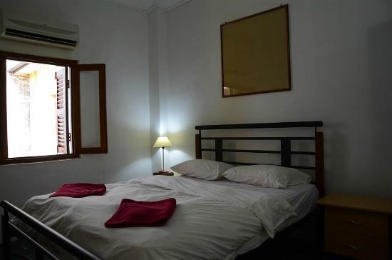 Double room @ Hutton Lodge