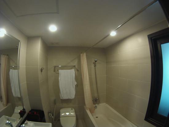 Gold Hotel Hue: la salle de bain
