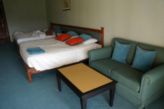 Sir James Resort Hotel & Golf Club: Room