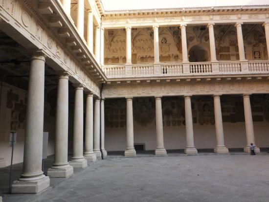 Université de Padoue : Внутренний двор