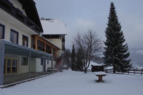 Erlebnisgastehaus Carinth: Hotel grounds