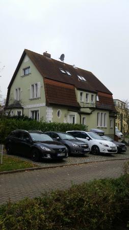 Vogel Hotel Appartement & Spa: Aussenansicht