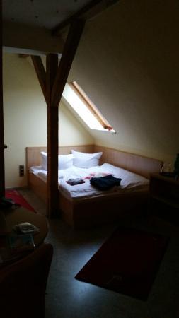 Vogel Hotel Appartement & Spa: Schlafbereich
