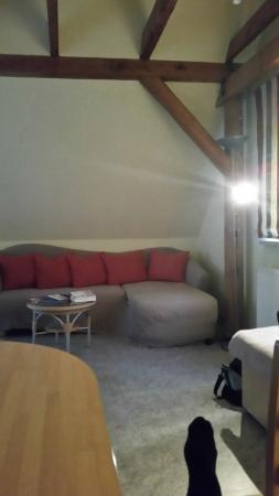 Vogel Hotel Appartement & Spa: Kuschelecke