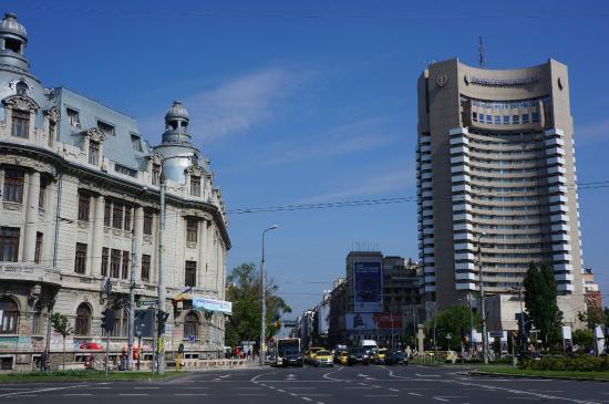 University Palace : Universitatii Square