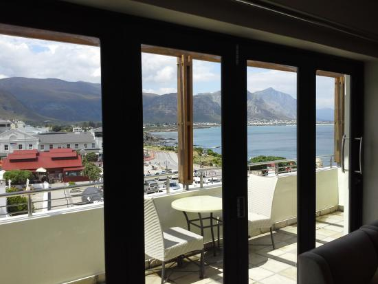 Quarters Hermanus : Outside  balcony