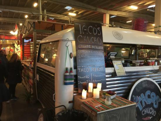 Copenhagen Street Food Matvagn