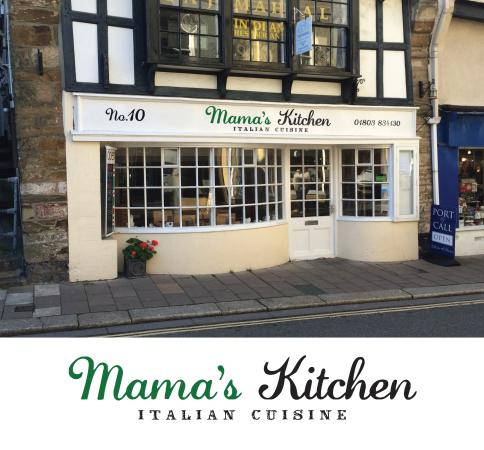 Outside View - Picture of Mamas Kitchen Dartmouth, Dartmouth ...