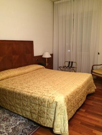 La mia camera da letto - Foto di Hotel Ristorante Gama ...