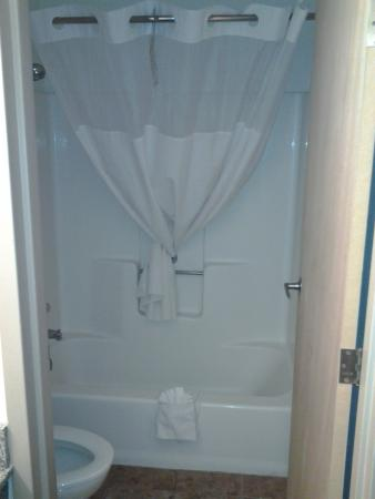 Quality Inn Elkton - St. Augustine South: Bathroom