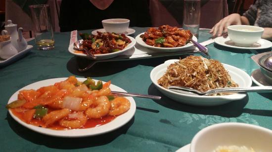 Ocean Treasure Seafood Restaurant: Best sweet and sour