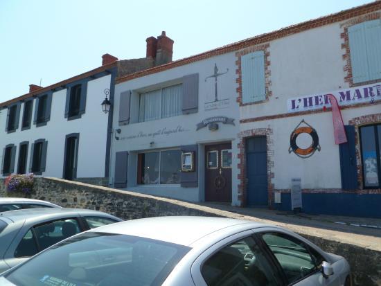 Restaurant Photo De La Table D Elise Noirmoutier En L Ile