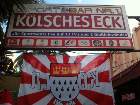 Sportsbar Kolsches Eck : Kölsches Eck Sportsbar and Diner