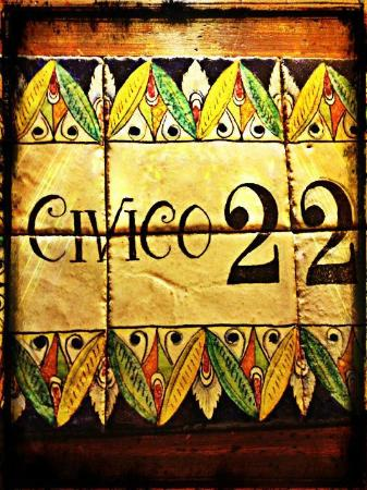 Civico 22