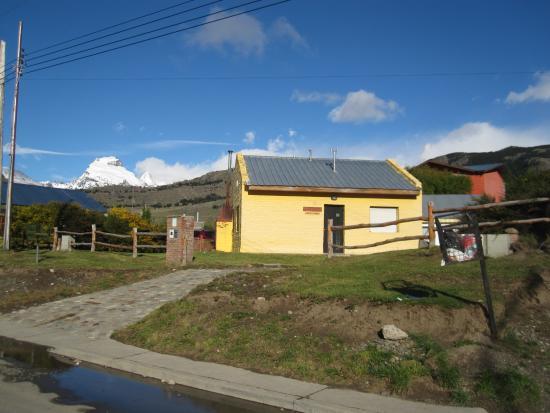 Cabanas Rio de las Vueltas: reception