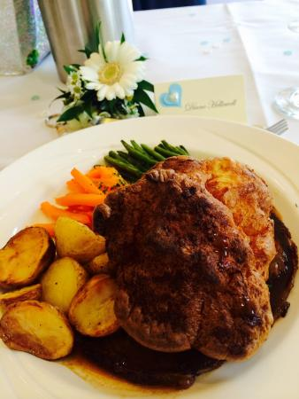 Waveney House Hotel: Good food