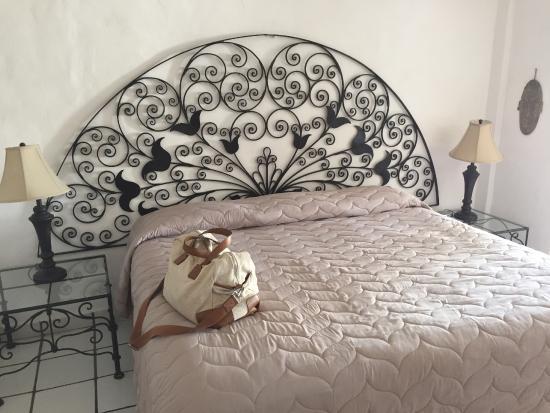 Casa Anita y Corona del Mar: Bed