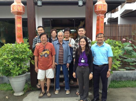 Chiang Mai Local Tours - Private Day Tours: At Le Patta Hotel ChiangRai with Miss A & Coach  Driver