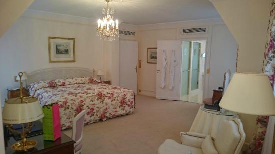 Le Bristol Paris: Hotel Le Bristol - Prestige Room