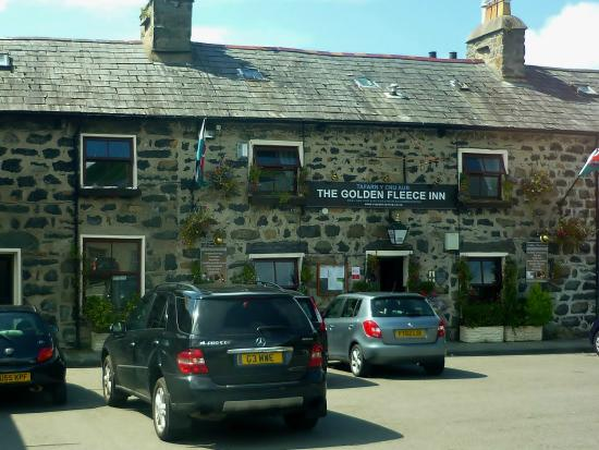 The Golden Fleece Inn: Golden Fleece Inn, Tremadog