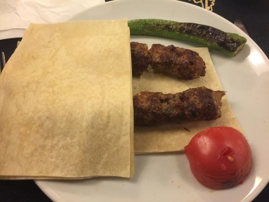 Nisantasi Baskose : Kebab