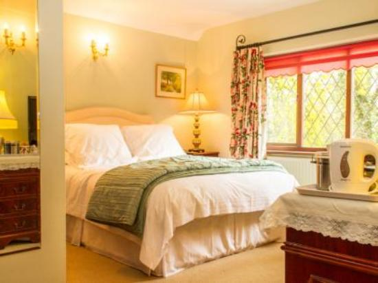 Tudor Place: Bedroom