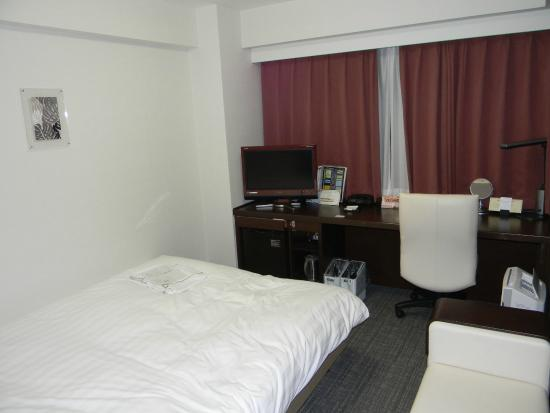 Daiwa Roynet Hotel Shinyokohama : 室内