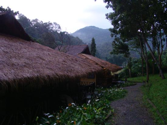 Hmong Hilltribe Lodge: les lodges