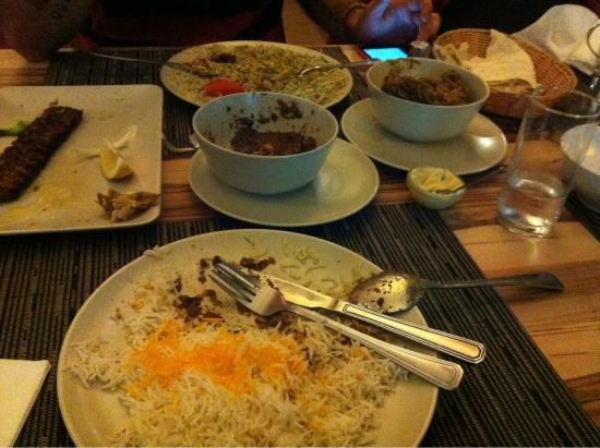 Persian Restaurant Near My Location