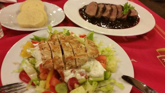 Restaurant Diana: Amazing