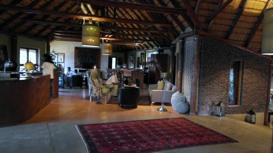 Hoodia Desert Lodge : Lobby